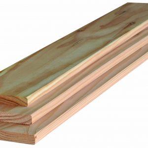 Douglas planken geschaafd