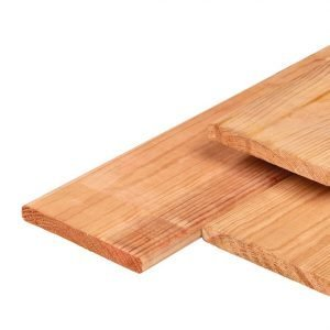 Red Class Wood Planken